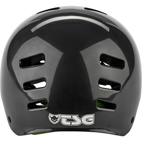 TSG Evolution Injected Color Casque, injected black